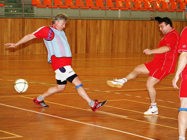 Štěpánský fotbalový turnaj veteránů v Hodoníně