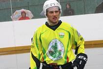 Sudoměřičtí hokejbalisté dál zůstávají v extralize se čtyřmi body na předposledním místě.