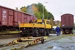 Náš čtenář navrhuje pro nákladní dopravu využívat kombinovanou dopravu: sinice + železnice.