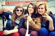 Trojice dívek ze Strážnice teď čeká na verdikt poroty.