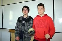 Studenti hodonínského gymnázia zkouší Hamleta.