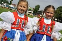 Po šestačtyřicáté se v Ratíškovicích uskutečnil Mezinárodní festival dechových hudeb.