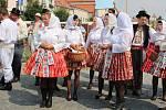 Slovácký rok v Kyjově 2015. Výběr ze sobotního a nedělního programu.