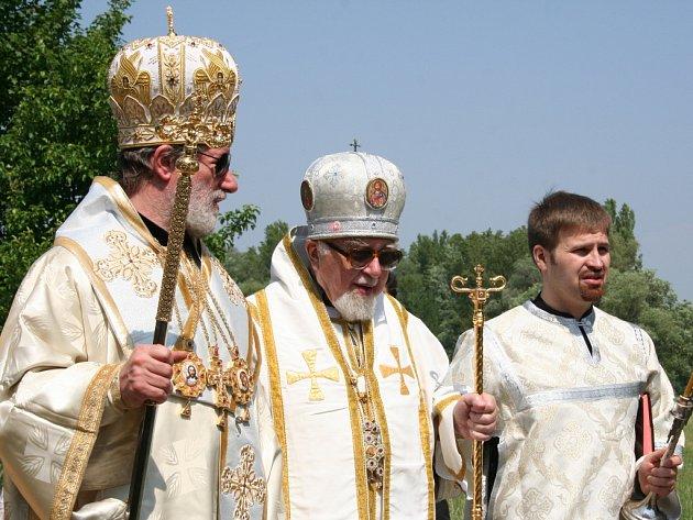 Mikulčice patřily Bulharům a pravoslavné mši