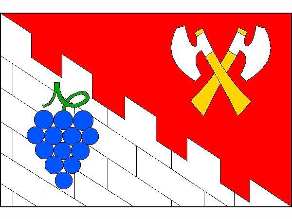 Znak Mouchnic. Ilustrační foto.