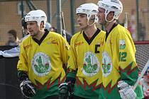 Sudoměřičtí hokejbalisté vstoupí do extraligové sezony až nedělním zápasem s Ústí nad Labem.