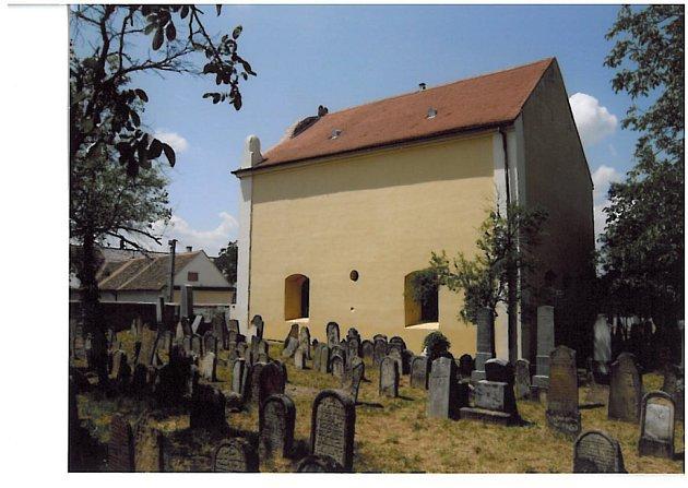 Strážnice, synagoga; sms: HLA PAMATKY 15, tel.: 9007703