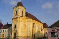 Kostel sv. Bartoloměje ve Veselí nad Moravou