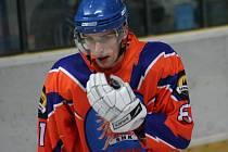 Hokejista Roman Průdek.
