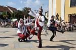 Hodonín rozveselily Svatovařinecké slavnosti