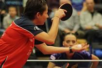 Stolní tenistky Hodonína ve třetím zápase prestižní Ligy mistryň podlehly favorizovanému Tarnobrzegu 1:3.