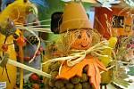 Výstava ovoce a zeleniny v Kozojídkách.