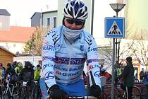 Předseda cyklistického klubu CK Sokol Dacom Pharma Kyjov Vladimír Hušek (na snímku) oslaví v pondělí 2. ledna devětapadesáté narozeniny.
