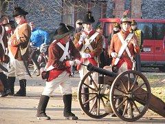 Bzenecké Svatomartinské slavnosti ve znamení napoleonských válek.