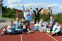 Kluci z kyjovské minipřípravky a přípravky hrají svoji soutěž opět turnajovou formou. Novinkou pro letošní ročník je zapojení slovenského celku Zohor.