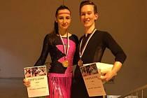 Hodonínští tanečníci Martin Berčík s Karolínou Petříkovou rozjeli letošní sezonu naplno. Pár TK Classic si další triumf připsal na závodě v Kroměříži.