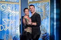 Hodonínský tanečník Václav Masaryk se v osmé řadě StarDance představil po boku známé herečky Kristýny Leichtové.