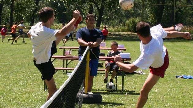 Tasovský turnaj trojic vyhrál Vracov