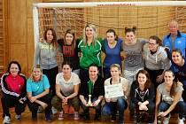 Fotbalistky divizních Mutěnic poprvé v historii vyhrály domácí halový turnaj žen. Pořadající tým letos získal devět bodů. Prohrál pouze s Medlánkami.