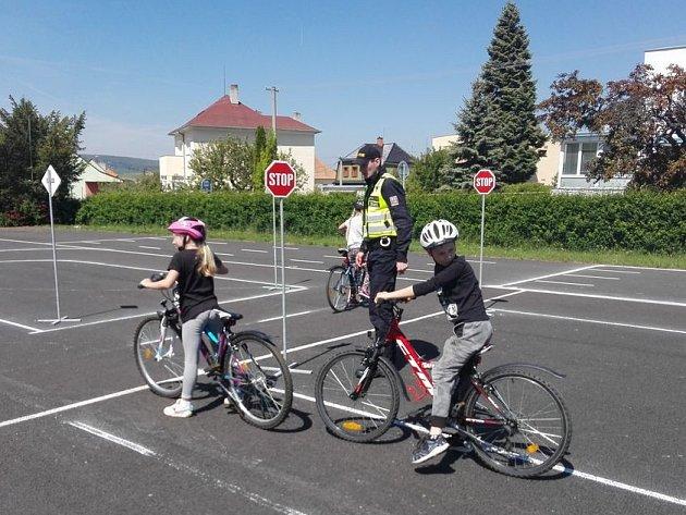 Děti z Kyjovska získaly průkazy cyklisty.