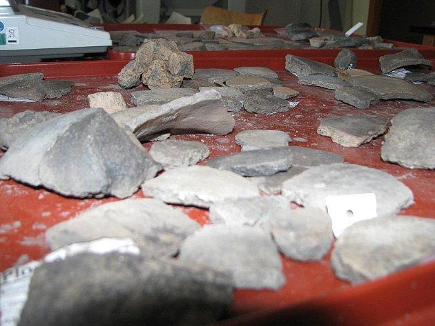 Den otevřených dveří na mikulčických vykopávkách