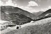 Jedna z fotografií Rudolfa Štursy.