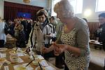 Košt drkotin přilákal do Milotic rekordní počet hostů.