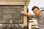 Hodonínský cestovatel Matěj Balga z ekvádorského Guayaquilu vyráží na asi nejnáročnější část své cesty. Z tohoto místa začínal svoji amazonskou expedici i španělský conquistador Francisco de Orellana v šestnáctém století.