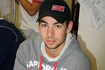 Mladý brankář SHK Hodonín Filip Barus chce s Drtiči znovu útočit na nejvyšší příčky.