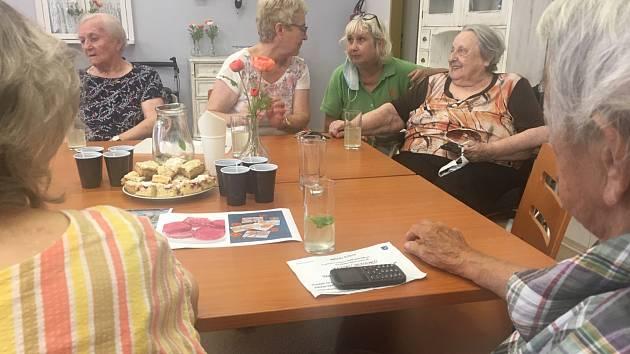 Klub seniorů v Kyjově