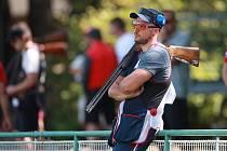 Brokový střelec Jakub Tomeček na olympiádě skončil před branami finále, na domácím šampionátu si ale spravil chuť.