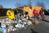 Odpadového Oskara si za loňský rok vysloužili lidé v Kyjově.