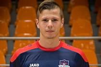Třiadvacetiletý futsalista Bohumír Doubravský (na snímku) byl proti Plzni nejlepším hráčem domácího Tanga.