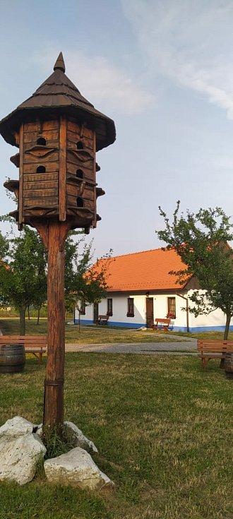 Bukovany se nachází nedaleko města Kyjov.