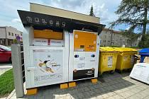 Strážnickým nově slouží kontejner Penguin box neboli Chytrý tučňák.
