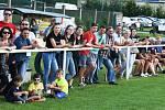 Populární tým osobností Sigi Team se představil i v Lužicích u Hodonína.