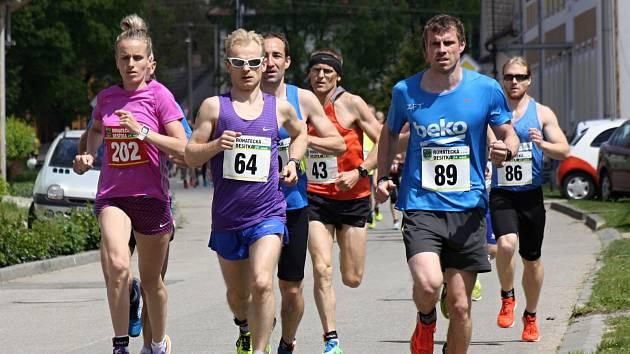 V Rohatci se ve všech kategoriích představilo 509 běžců a běžkyň, takže pořadatelé oblíbeného závodu zaznamenali účastnický rekord.