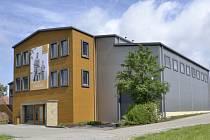 Stavba, která získala 2. místo v soutěži stavba roku Jihomoravského kraje.