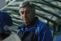 Svatopluk Číhal, trenér hodonínských hokejistů