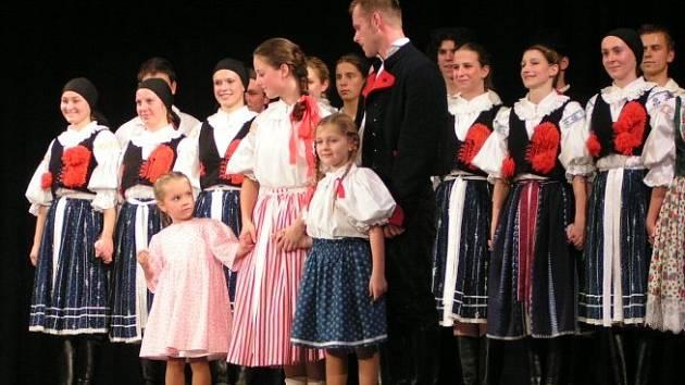 Folklorní soubor Radošov. Ilustrační foto.