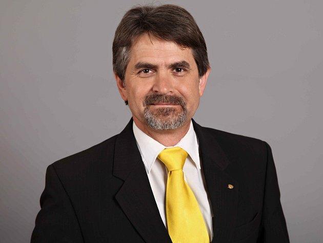 Josef Uhlík, bývalý poslanec a bývalý starosta Ratíškovic