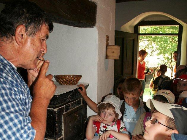 Děti se naučily hrát na Grundli