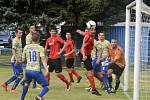 Fotbalisté třetiligového Hodonína v týdnu zvládli oba duely. Svěřenci trenéra Františka Komňackého nejprve ve středu vyhráli v Břeclavi 5:2, v neděli pak v prvním kole MOL Cupu vyřadili divizní Tasovice 4:1.