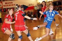 Házená patří na Slovácku k nejoblíbenějším sportům. Do haly Peklo pravidelně chodí na interligové zápasy přes tři stovky diváků.