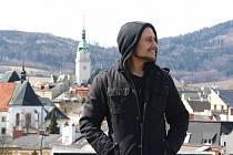 Herec Jiří Bartoň