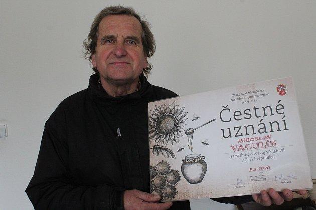 Miroslav Vaculík zVřesovic.