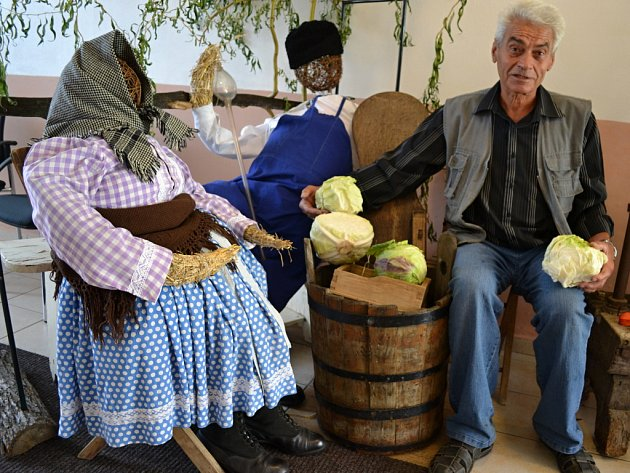 Výstava ovoce a zeleniny v Kozojídkách. Ilustrační foto.