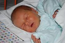 Ondřej Maňa, 21. října 2008, 52 cm, 3,6 kg