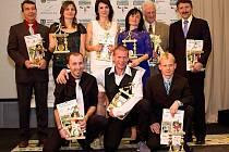 Slavnostní vyhlášení Moravsko-slovenského běžeckého poháru 2015 se uskutečnilo ve slovenských Gbelách.