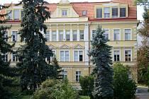 Klvaňovo gymnázuim v Kyjově.